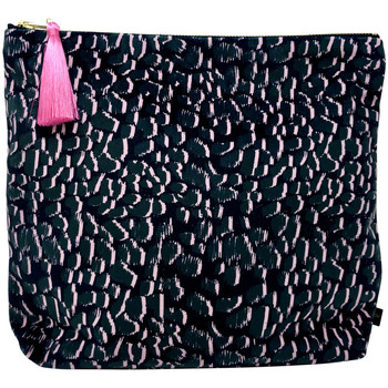 Rebecca J Mills Designs Magic grey pouch wash bag large women's Washbag in Multicolour. Sizes available:One size
