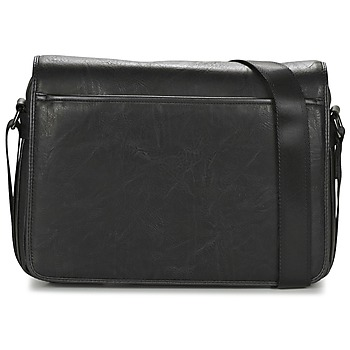 Casual Attitude FILOU men's Messenger bag in Black. Sizes available:One size