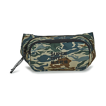 Superdry SMALL BUM BAG women's Hip bag in Kaki. Sizes available:One size