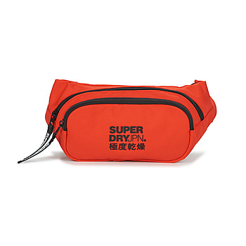 Superdry SMALL BUM BAG women's Hip bag in Orange. Sizes available:One size