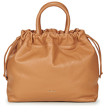 Furla FURLA ESSENTIAL S BUCKET BAG women's Handbags in Brown. Sizes available:One size