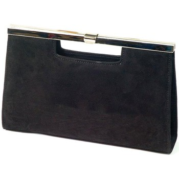 Peter Kaiser Wye Womens Clutch Bag women's Pouch in Black. Sizes available:One size